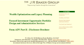 "<a href=""http://jrbakergroup.com/"">The JR Baker Group</a>"