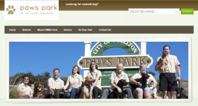"<a href = ""http://syvpaws.org"">PAWS Parks of Santa Ynez Valley</a>"